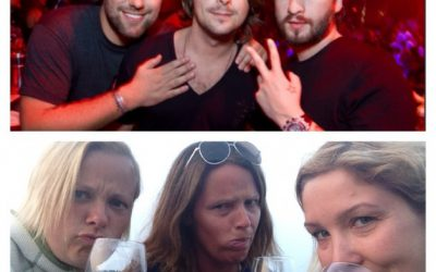 Swedish House Mafia och vi!