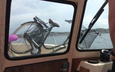 Övertaggad på Marstrand